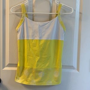 Lululemon Tankini Swim Top SZ 6